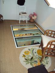 plancher vitré 3 dalles